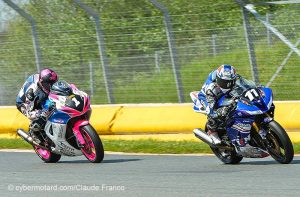 Hugo Clere prend sa revanche en 2e manche supersport