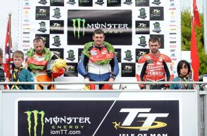 John Mc Guiness absent du podium du supersport